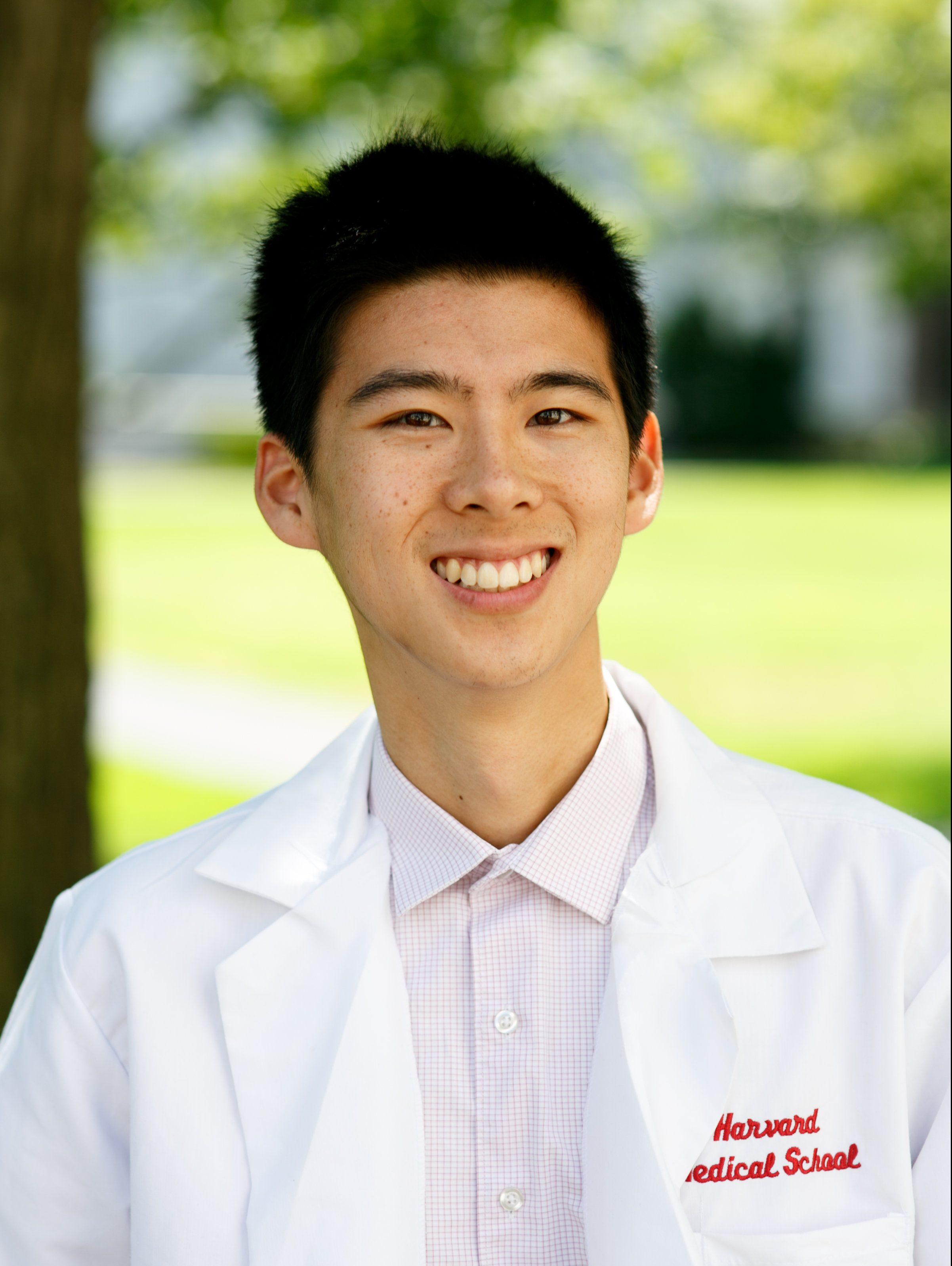 Sean Wang, Summer Student Fellow